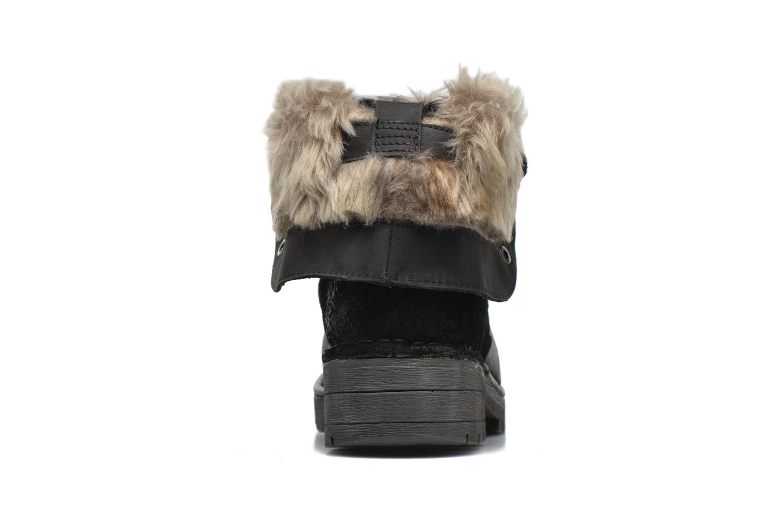 Bottines et boots Bugatti Jacky Revo Noir vue droite