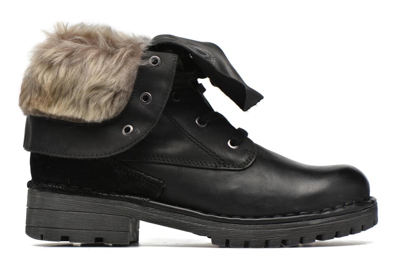 Bottines et boots Bugatti Jacky Revo Noir vue derrière