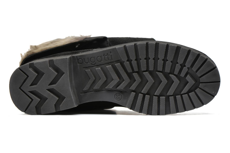 Bottines et boots Bugatti Jacky Revo Noir vue haut