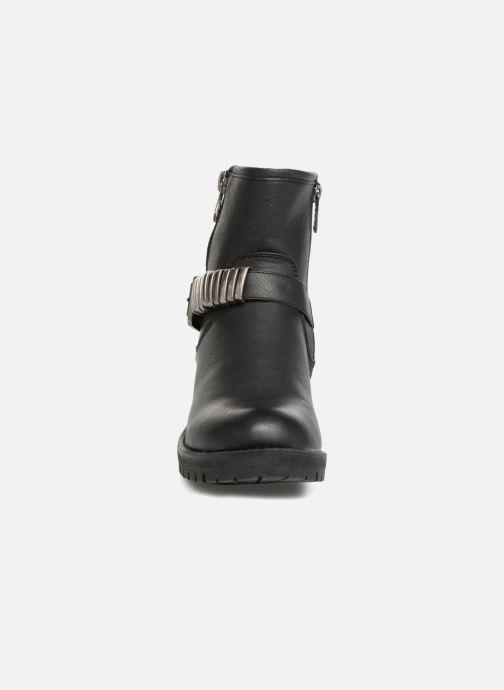 Boots en enkellaarsjes Refresh Marion-62163 Zwart model