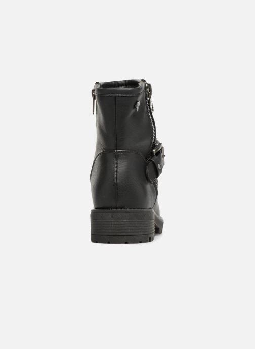Boots en enkellaarsjes Refresh Marion-62163 Zwart rechts