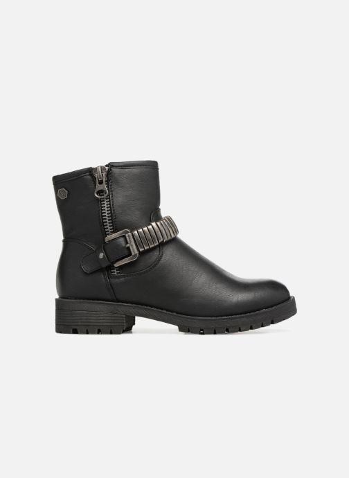Boots en enkellaarsjes Refresh Marion-62163 Zwart achterkant