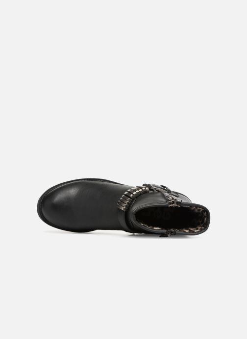 Boots en enkellaarsjes Refresh Marion-62163 Zwart links