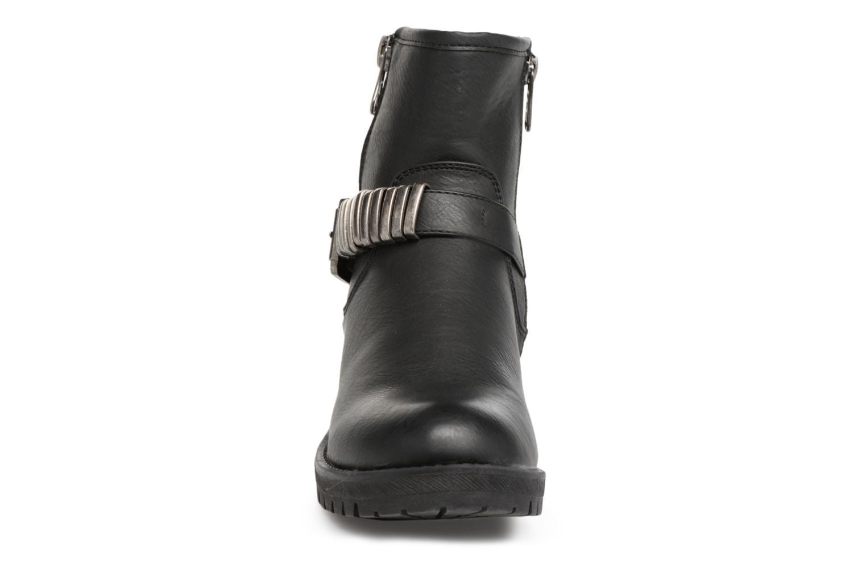 Bottines et boots Refresh Marion-62163 Noir vue portées chaussures