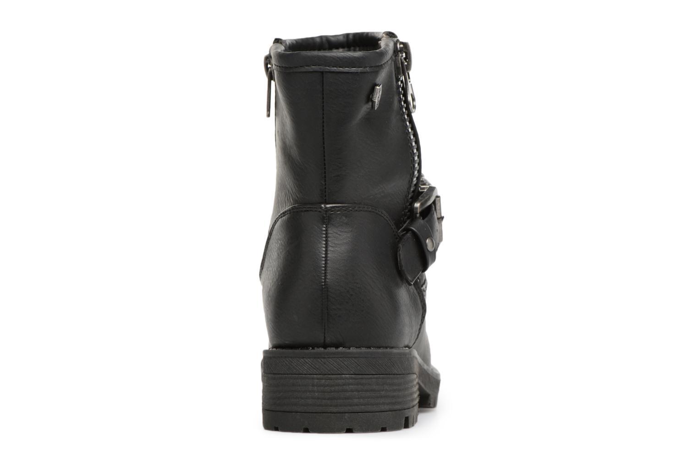 Bottines et boots Refresh Marion-62163 Noir vue droite