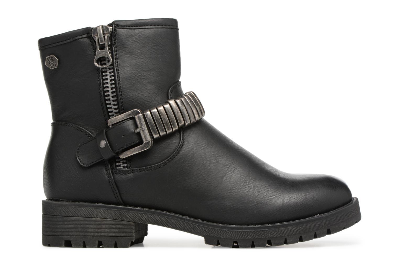 Bottines et boots Refresh Marion-62163 Noir vue derrière