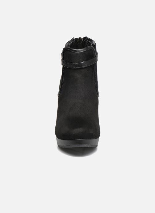 Botines  Refresh Nelio-61228 Negro vista del modelo