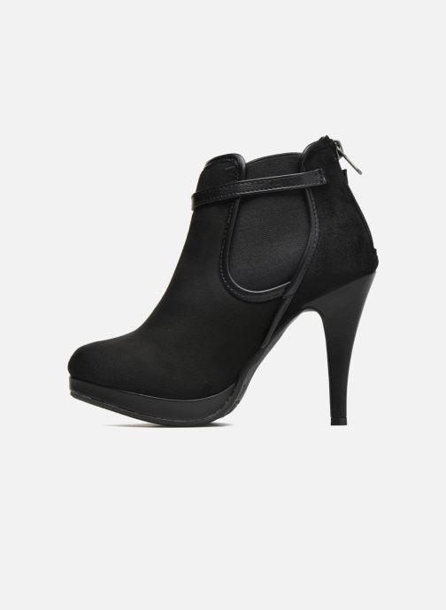 Bottines et boots Refresh Nelio-61228 Noir vue face