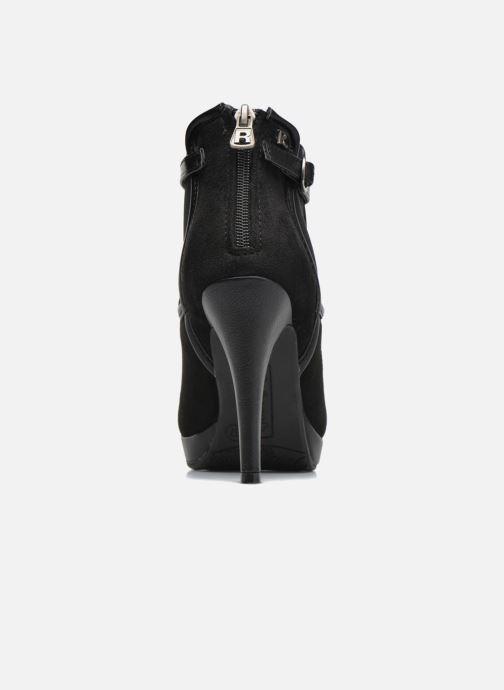 Bottines et boots Refresh Nelio-61228 Noir vue droite