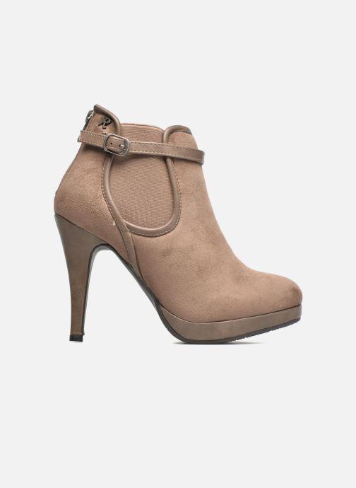 Stiefeletten & Boots Refresh Nelio-61228 braun ansicht von hinten