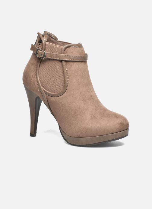 Stiefeletten & Boots Refresh Nelio-61228 braun detaillierte ansicht/modell