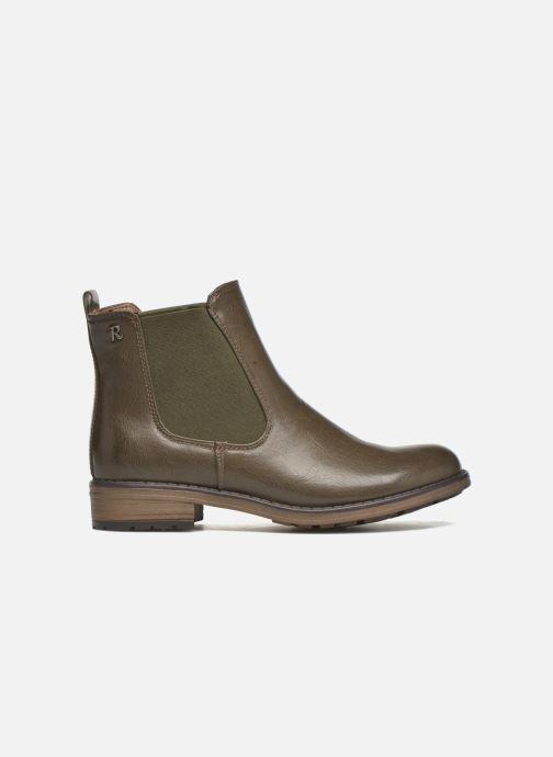 Bottines et boots Refresh Rain-61428 Beige vue derrière