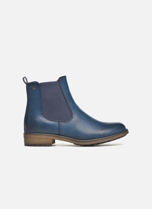 Bottines et boots Refresh Rain-61428 Bleu vue derrière