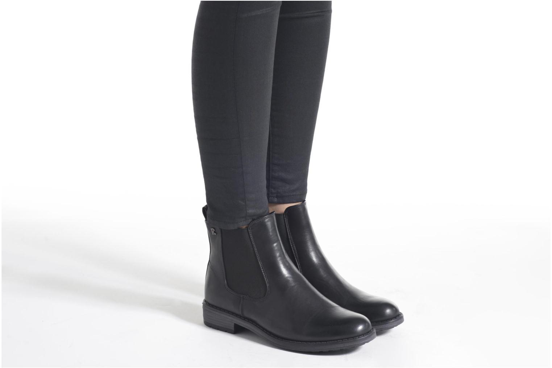 Bottines et boots Refresh Rain-61428 Noir vue bas / vue portée sac