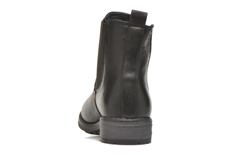 Bottines et boots Refresh Rain-61428 Noir vue droite