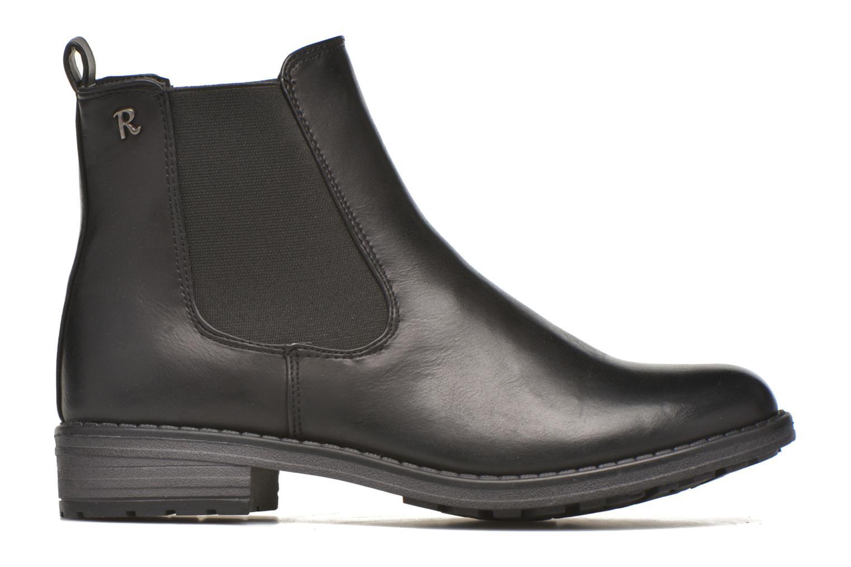 Bottines et boots Refresh Rain-61428 Noir vue derrière