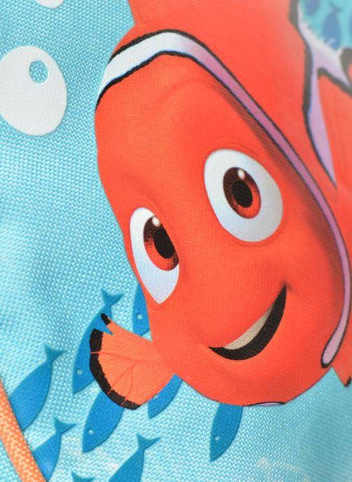 Mochilas Disney Sac à dos Nemo Azul vista lateral izquierda