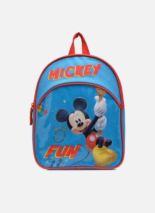 Rugzakken Disney Sac à dos Mickey Blauw detail