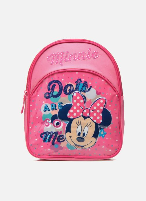 Sacs à dos Disney Sac à dos Minnie Rose vue détail/paire