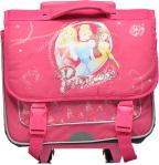 Scolaire Sacs Cartable 38cm Trolley Princesses