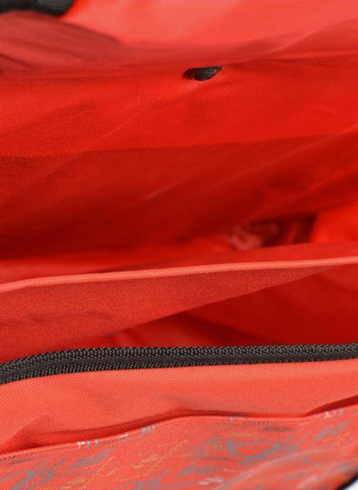 Bandoleras y Colegio Disney Cartable 38cm Trolley Cars Rojo vistra trasera