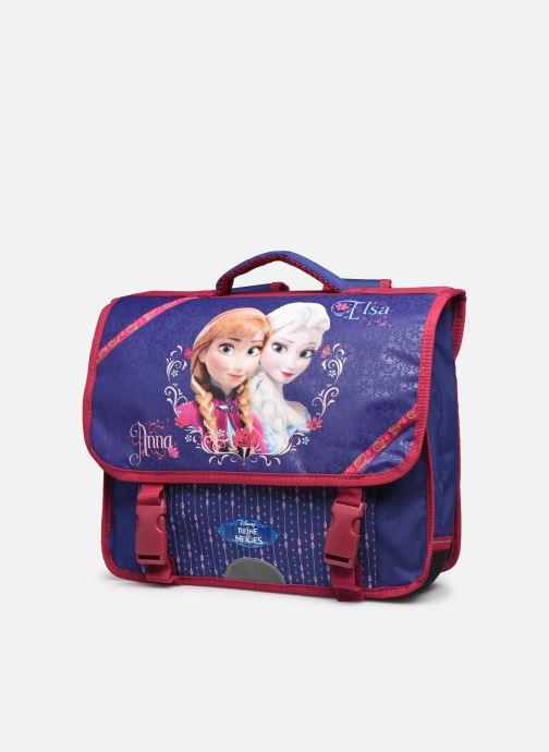 Schooltassen Disney Cartable 38cm Reine des neiges Paars model