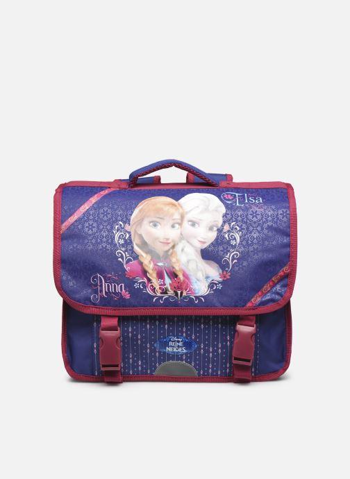 Per la scuola Disney Cartable 38cm Reine des neiges Viola vedi dettaglio/paio