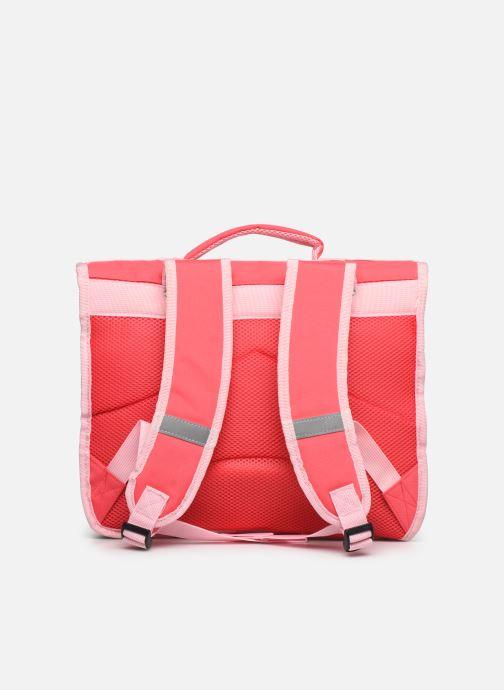 Schooltassen Disney Cartable 38cm Reine des neiges Roze voorkant