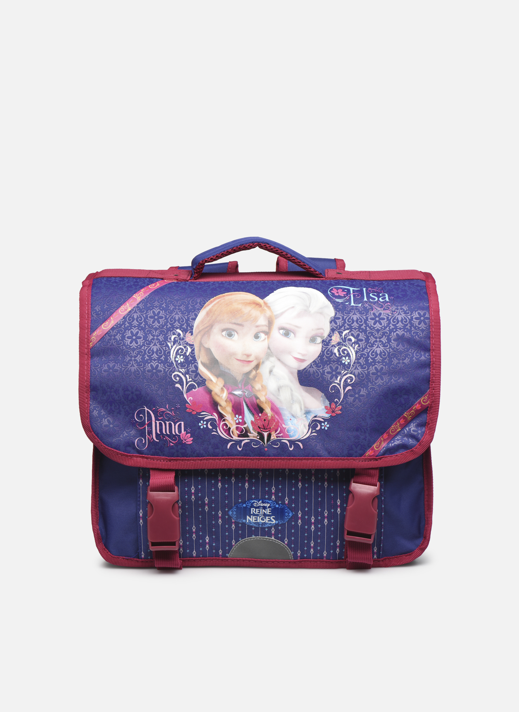 Schooltassen Tassen Cartable 38cm Reine des neiges