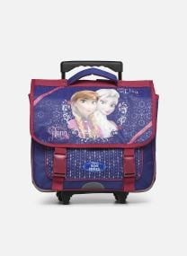 Bandoleras y Colegio Bolsos Cartable 38cm Trolley Reine des neiges