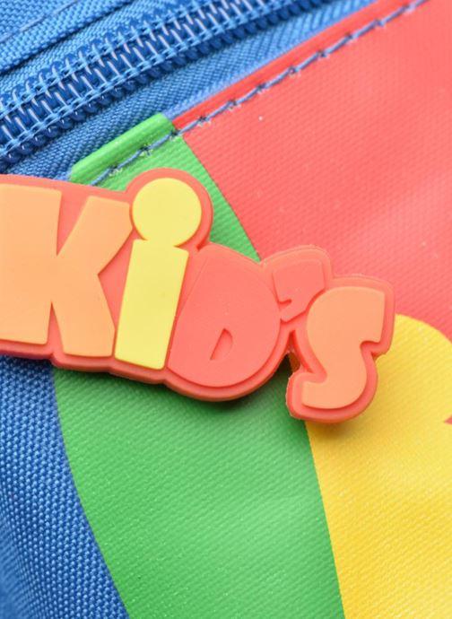 Rucksäcke Kid's Sac à dos Dog blau ansicht von links