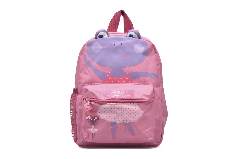 Sac dos à Kid's Violet Frog aSqS14