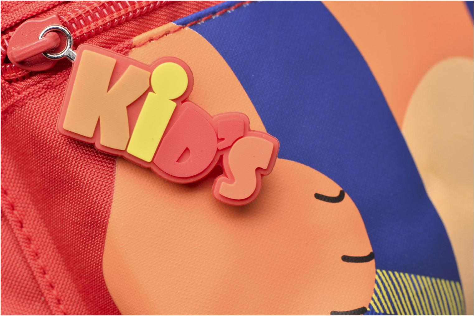 Rugzakken Kid's Sac à dos Ours Rood links