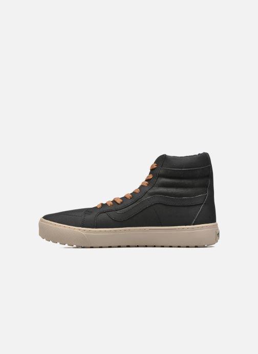 Sneaker Vans Sk8-Hi MTE CUP schwarz ansicht von vorne