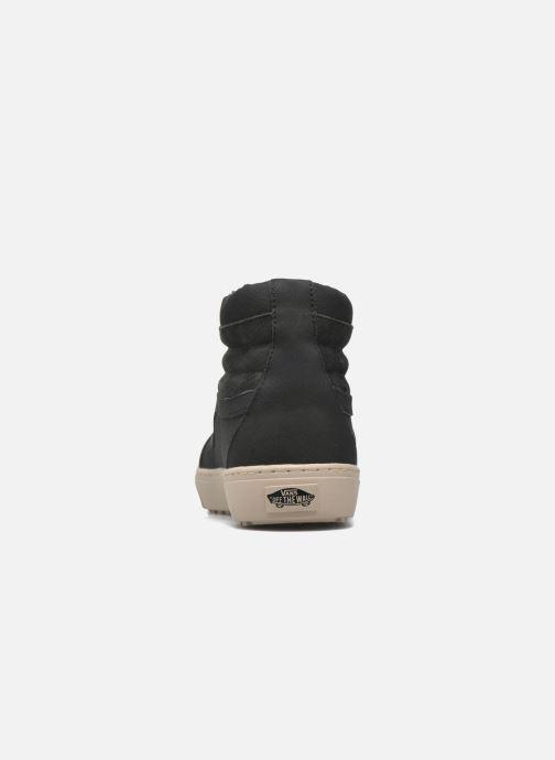 Sneaker Vans Sk8-Hi MTE CUP schwarz ansicht von rechts