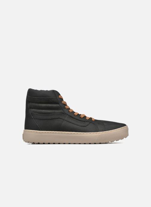 Sneaker Vans Sk8-Hi MTE CUP schwarz ansicht von hinten