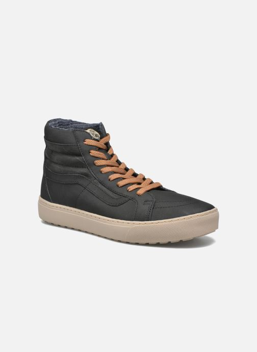 Sneaker Vans Sk8-Hi MTE CUP schwarz detaillierte ansicht/modell