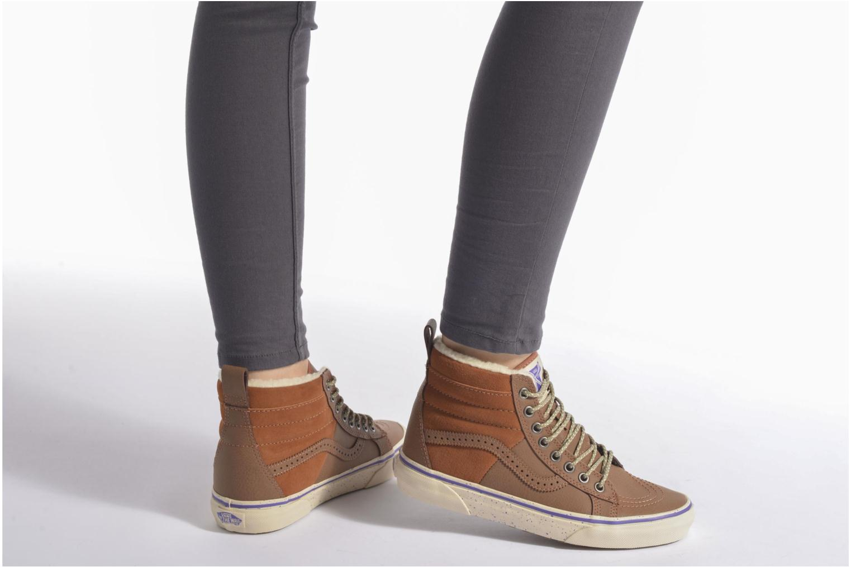 Sneakers Vans SK8-Hi 46 MTE Bruin onder