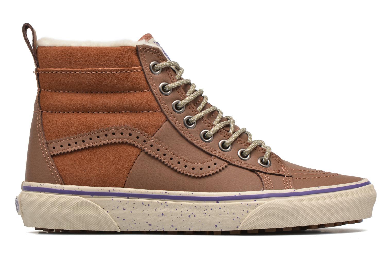 Sneakers Vans SK8-Hi 46 MTE Bruin achterkant