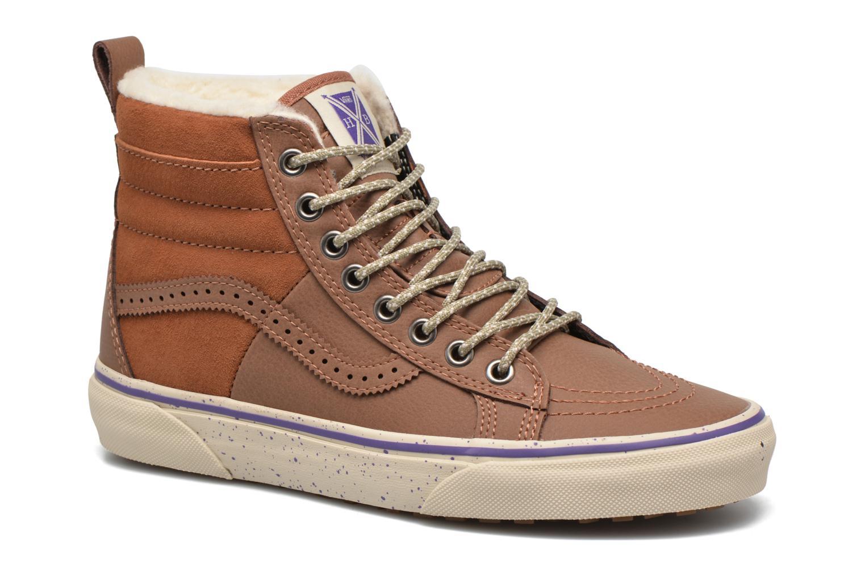 Sneakers Vans SK8-Hi 46 MTE Bruin detail