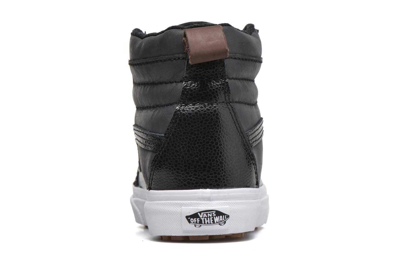 Sneakers Vans SK8-Hi 46 MTE Zwart rechts