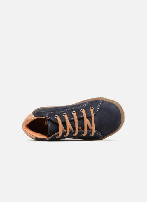 Bottines et boots Babybotte Ankara Bleu vue gauche