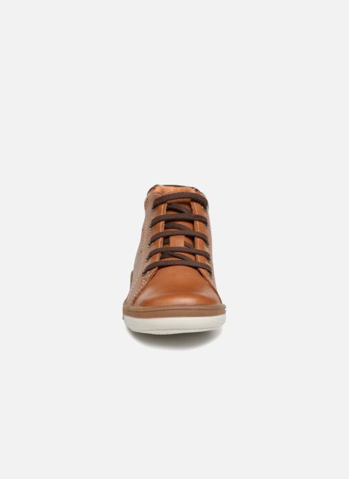 Bottines et boots Babybotte Ankara Marron vue portées chaussures