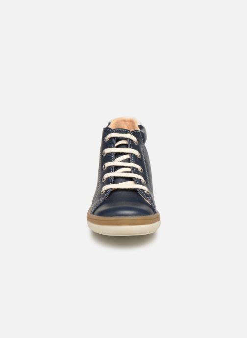 Bottines et boots Babybotte Ankara Bleu vue portées chaussures