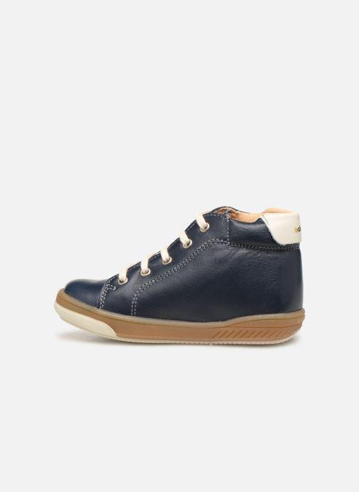Bottines et boots Babybotte Ankara Bleu vue face