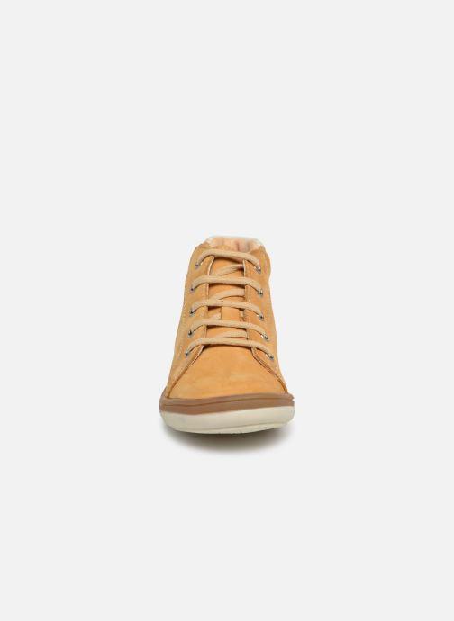Boots en enkellaarsjes Babybotte Ankara Geel model