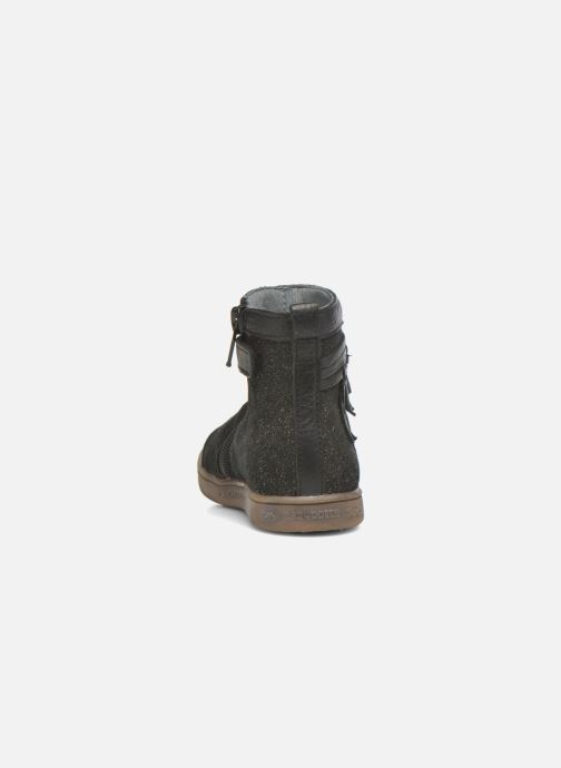 Ankle boots Babybotte Ambalaba Black view from the right