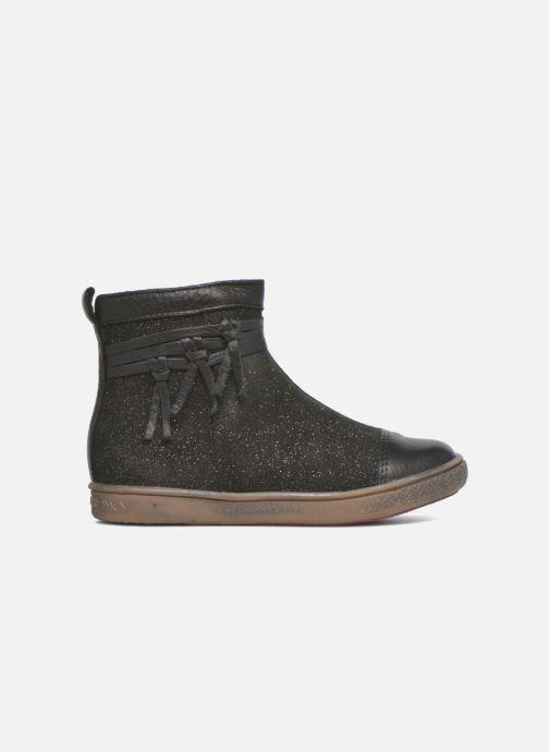 Ankle boots Babybotte Ambalaba Black back view