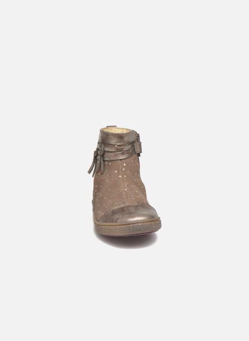 Boots en enkellaarsjes Babybotte Ambalaba Beige model