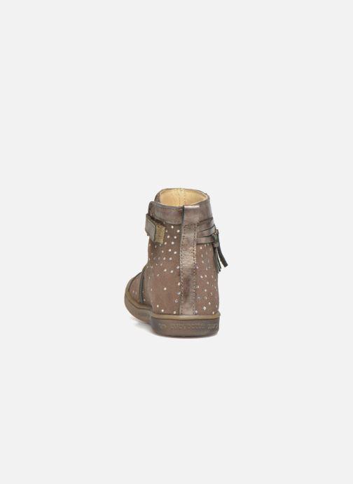 Boots en enkellaarsjes Babybotte Ambalaba Beige rechts